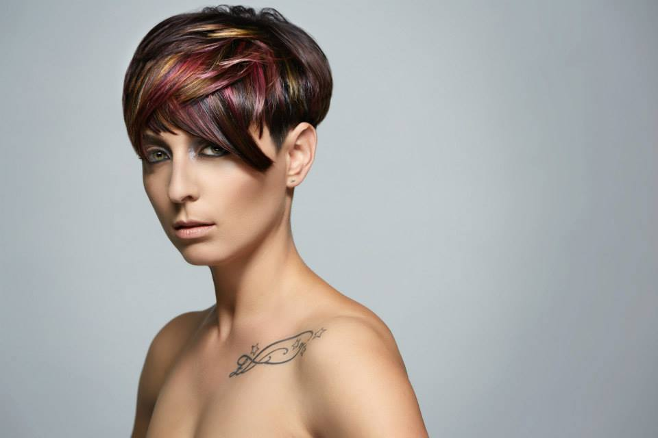 Audrey Cherix Magaly Coiffure, Sion